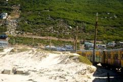 Train Ride False Bay