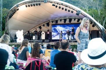 Kirstenbosch Garden's Summer Concert