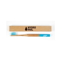 Hydrophil-Bambus-Zahnbuerste-Borsten-Mittel-Farbe-Blau